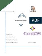Servidor DNS en CentOS 7