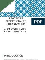 PRACTICAS PROFECIONALES urbanizacion