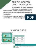 MATRIZ B.C.G