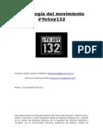 Cronología #Yosoy132 11mayo-31agosto