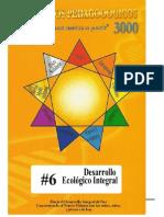 006 Desarrollo Ecologico Integral P3000 2013