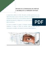 CUÁL ES LA IMPORTANCIA DE LA ESPECIALIDAD DEL PERITAJE CONTABLE EN EL DESARROLLO DE LA PROFESIÓN CONTABLE.docx