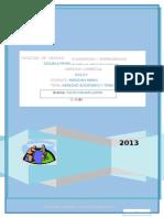 Monografia Derecho Comercial II