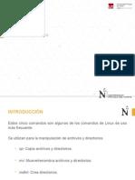 Directorio Archivos Linux