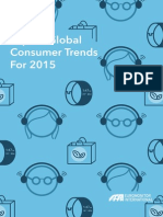 Top 10 Consumer Trends 2015