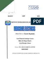 Reporte Fuente Regulada Con Pulsador (555)