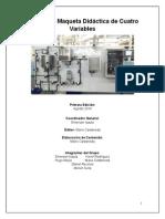 Manual de Maqueta Didáctica de Cuatro Variables