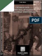 Hikal Carreón, Wael Sarwat, Criminología, Derrechos Humanos y Garantías Individuales. Vlex, 2010df