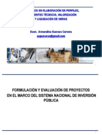 MODULO I - Aspectos Generales e Identificación