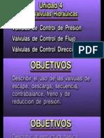 Presentación VALVULAS
