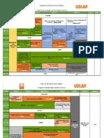 Programa Académico, PLJI 2015