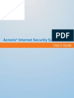 Acronis Internet Security Suite 2010 User Guide