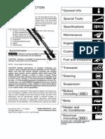 USDM 92-95 honda civic manual