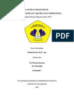 Laporan Teknologi Sediaan Farmasi Liquida Dan Semi-solida - Emulsi oleh Tia Fitriani Kusuma POLTEKKES KEMENKES BANDUNG
