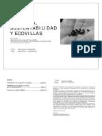Ecología, Sustentabilidad y Ecovillas