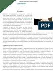 Artigo 5º Da Constituição Federal - Princípios Constitucionais
