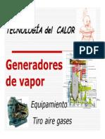 Unidad 06 C - Presentación Generadores de Vapor (Tiro)
