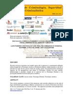 Psicología Jurídica-forense y juicios orales en materia penal