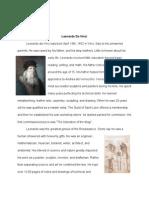 artistresearchpaper