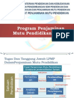 2. Program Pemetaan Mutu Pendidikan 2012