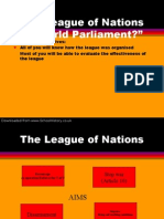 League of Nations Revision