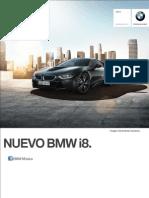 Ficha Tecnica BMW i8 Pure Impulse H Brido - Automatico 2015.