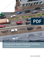Smart Parking solutions from Siemens