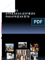 7 Principios Panafricanistas