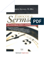 Esboços de Sermões com Ilustrações Pessoais - L. Roberto Silvado.PDF