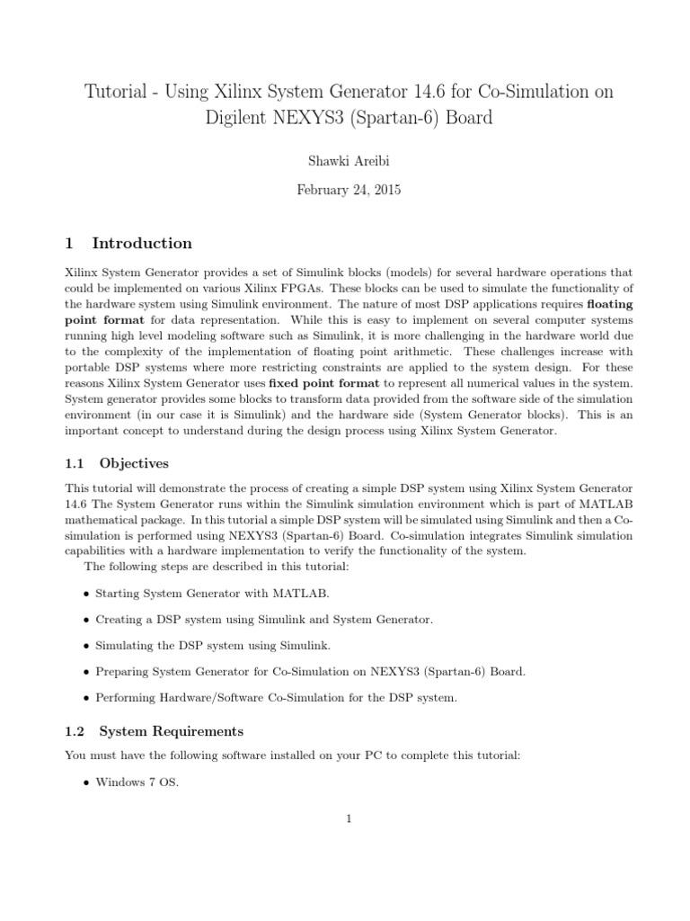 xilinx tutorial | Hardware Description Language | Field Programmable