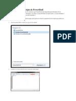 Cómo Usar Los Scripts de PowerShell