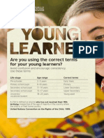 Young Learner Terminology