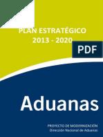 Plan Estrategico 2013-2020