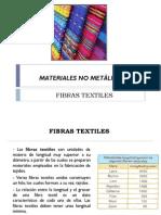 CapÃ-tulo 2 Fibras Textiles