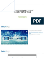Rigorous Performance Testing - Modern Testing Tools | Instart Logic