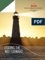 Service Annual Report 2014