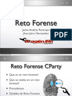 Reto Forense