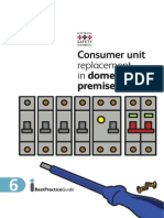 BPG Replacing a Consumer Unit - Domestic