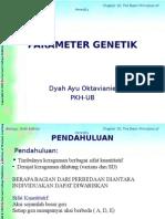 Parameter Genetik
