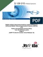 ETSI TS 129 215