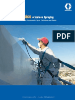 Basics of Spray Painting