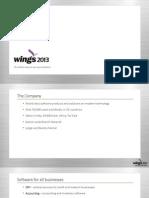 Wings 2013_Corporate Profile