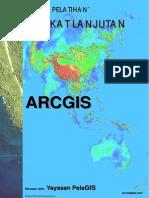 Cover Modul Lanjut ArcGIS