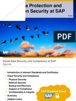 SAP Cloud Data Protection and Compliance
