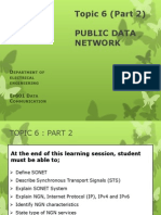 Topic 6 Data Network (Part 2)