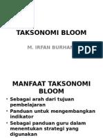 Kata Kerja Operasional Bloom