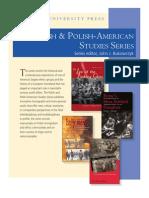 The Polish and Polish-American Studies Series