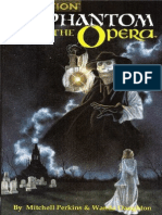 The Phantom of the Opera (Innovation Comics 1991)