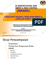 Chapter 6 - Hazard Hirarc
