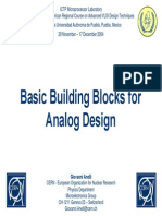 4 Basic Building Blocks